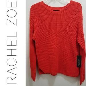 (NWT) RACHEL ZOE Red Sweater